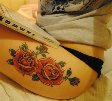 thigh tattoo placement thigh placement tattoos i like