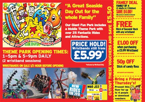 printable vouchers blackpool cut out these vouchers and save 163 5 50 image