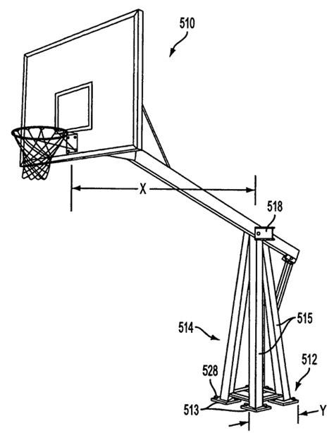 Bola Basketring ukuran lapangan basket ring bola basket lengkap
