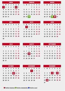 Calendario 2018 Dias Festivos Mexico Este Es El Calendario Laboral En Andaluc 237 A Para 2018