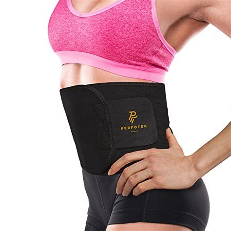 waist for weight loss perfotek waist trimmer belt weight loss wrap stomach