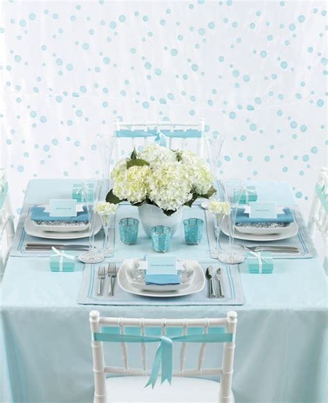 how to plan a blue theme wedding