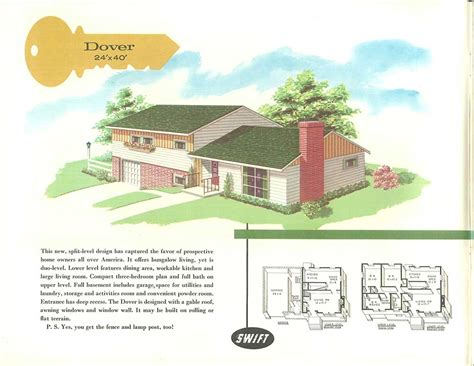 Tri Level House Plans 1970s by Terrific Curb Appeal Ideas From Swift Homes 1957 House