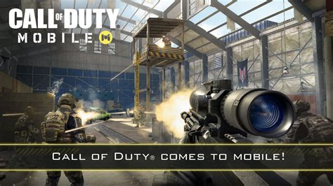 call 3 mobile call of duty mobile is coming ios and android later