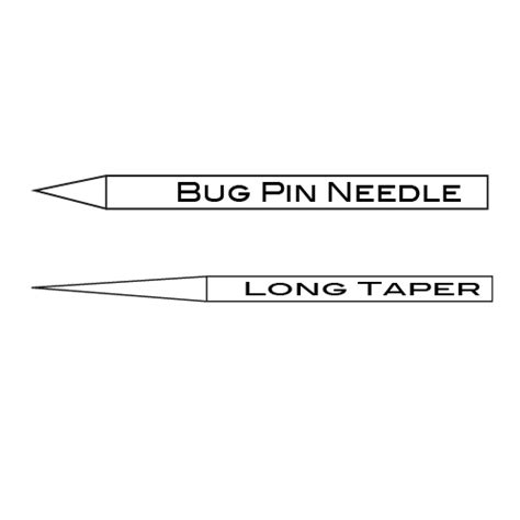 loose liner tattoo needles tattoo needles 8 bugpin 9 round shader