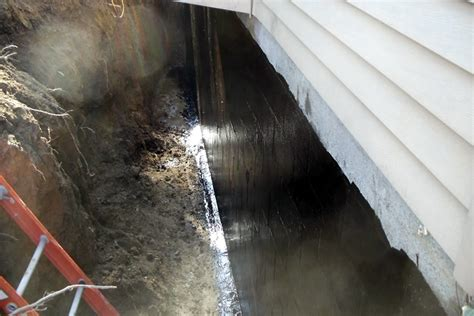 how do you waterproof a basement the basement ideas things to consider in waterproofing basement