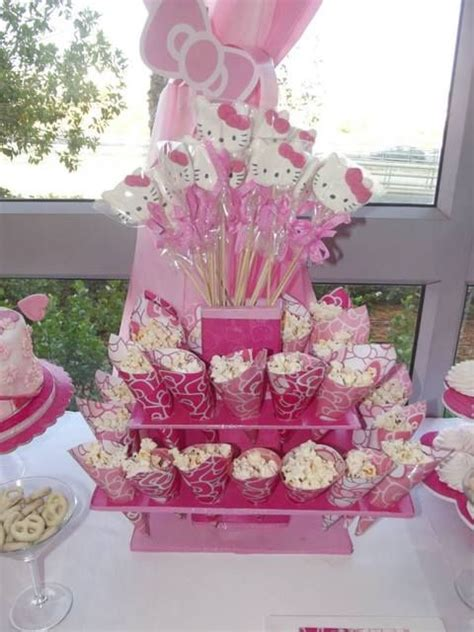 Hello Kitty Birthday Party Ideas Birthdays Hello Kitty Hello Centerpiece Birthday