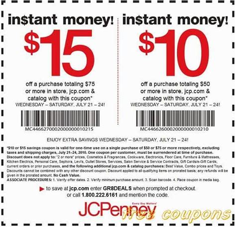 printable jcpenney coupons october 2015 jcpenney coupons december 2013
