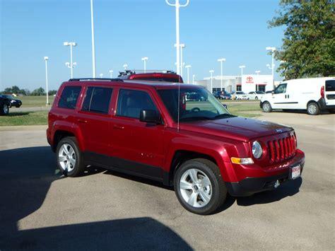 jeep kia 2016 jeep patriot 2016 dinamismo presencia y sobre todo en