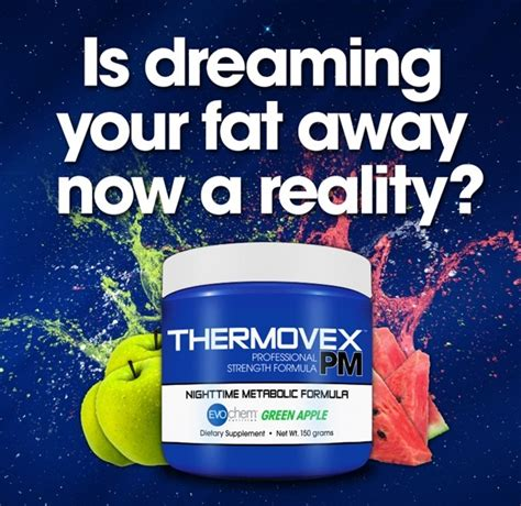n ject supplement thermovex pm is out order today nutrishop
