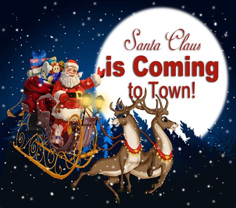 upcoming events santa claus is coming to century 21