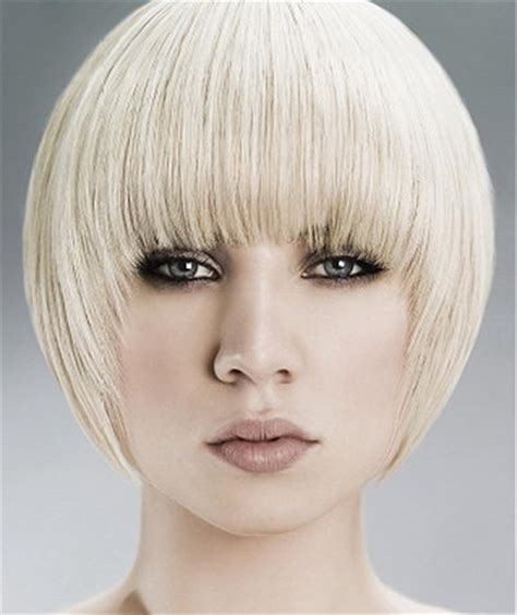 rounded hairstyles short haircuts for round faces wardrobelooks com