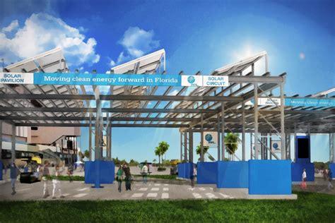 Florida Power Light Co by Daytona International Speedway Installing Three Solar