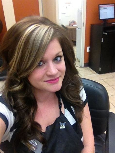 highlite only bangs 142 best brown hair images on pinterest hair colors