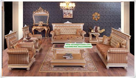 Kursi Kayu Terbaru kursi sofa tamu mewah terbaru jepara saudagar mebel
