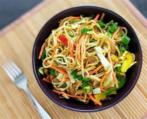 hakka cuisine recipes veg hakka noodles recipe restaurant style noodles