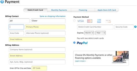 how to make payment store card apple store now accepting paypal payments mac rumors