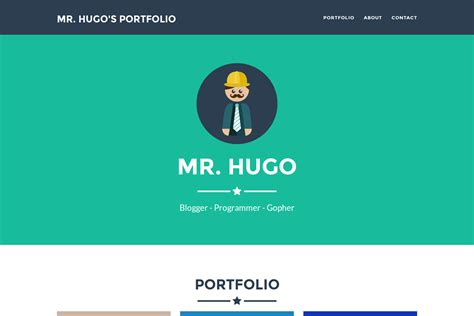 themes of hugo github digitalcraftsman hugo freelancer theme port of