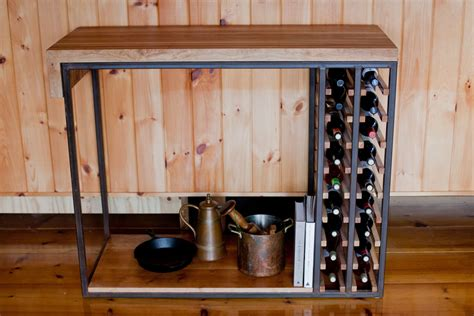 Kitchen Island Wine Rack Cherry Butcher Block Kitchen Island Wine Rack