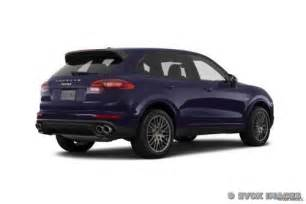 Porsche Cayenne Suv Price 2017 Porsche Cayenne Pricing For Sale Edmunds