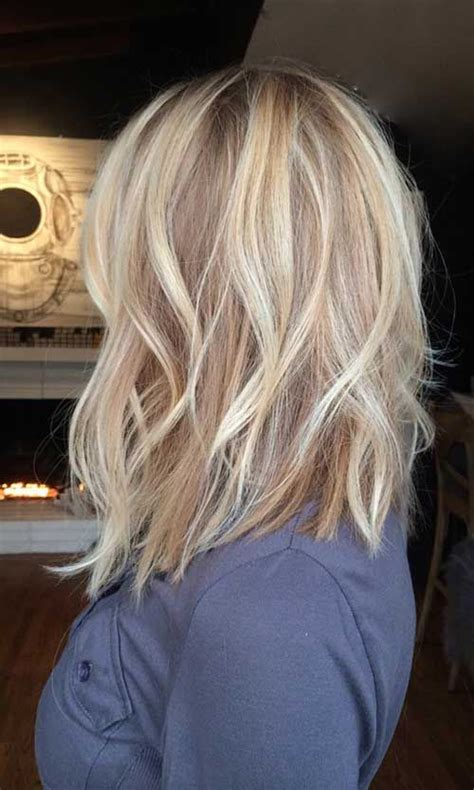 image gallery long bob with highlights 17 best ideas about blonde bob hairstyles on pinterest