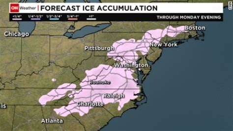 large us weather map winter woes freezing snow to hit parts of u s