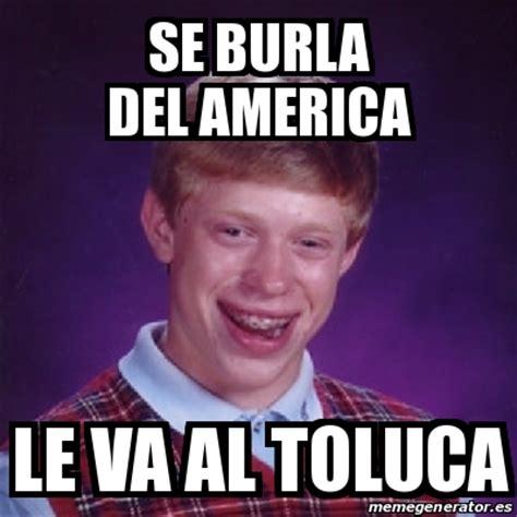 Meme Html - meme bad luck brian se burla del america le va al toluca