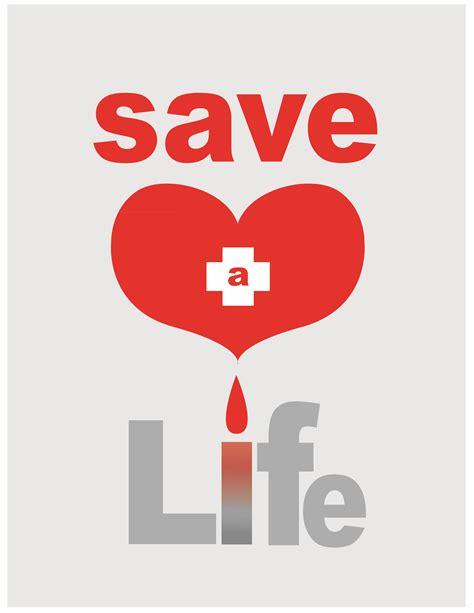 poster design blood donation asuka inoshita