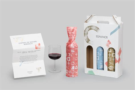 design online packaging new logo brand identity for sommos by mucho bp o