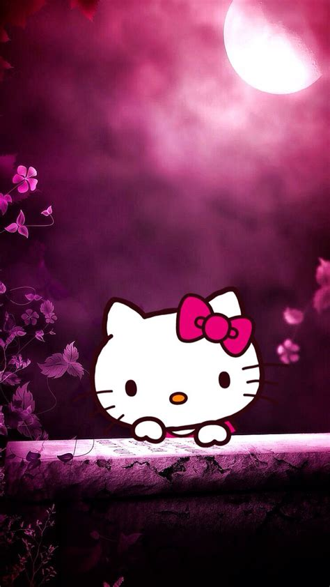 hello kitty mobile wallpaper hello kitty phone backgrounds pinterest hello kitty
