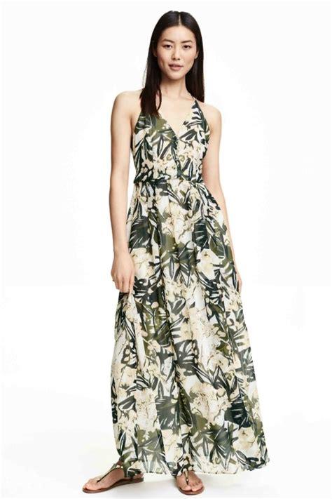 Robe Longue H M - robe longue h m