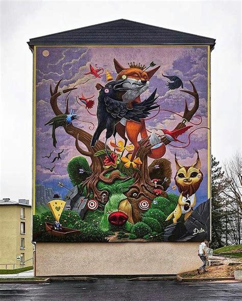 imagenes murales urbanos fotos de los mejores y m 225 s incre 237 bles murales urbanos del