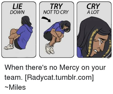Alot Meme - lay down try not to cry cry alot meme www pixshark com