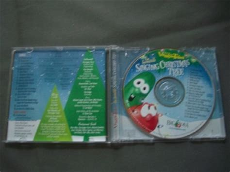 cd veggietales veggie talesthe incredible singing