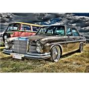 Color Options For The Mercedes Benz W108  EHow