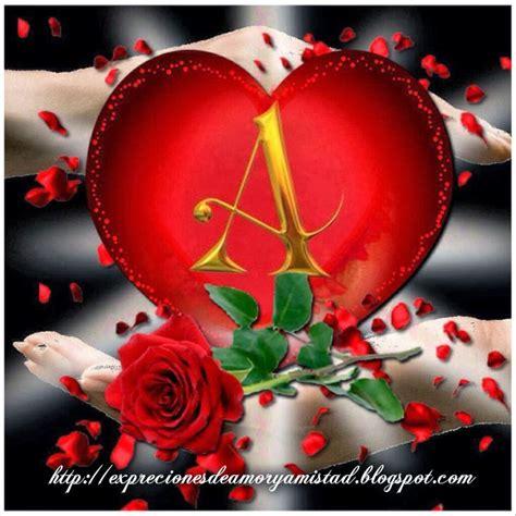 Imagenes De Corazones Con Iniciales | expresiones de amor y amistad hermosos corazones rojos