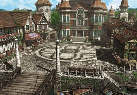 Medieval Manor House Floor Plan Winhill Final Fantasy Wiki Fandom Powered By Wikia