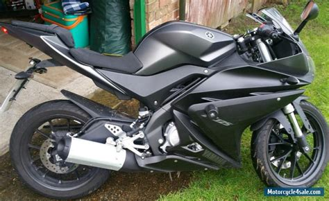 yamaha yzf r125 for sale 2015 yamaha yzf r125 abs for sale in united kingdom