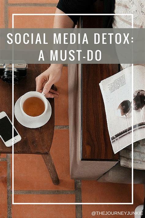 Social Detox Programs by Social Media Detox A Must Do The Journey Junkie