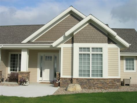 beige exterior paint front exterior contemporary exterior other metro