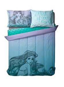disney the little mermaid full queen comforter inside