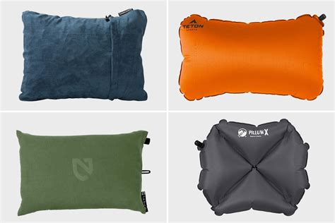 backpacking pillow the 8 best cing pillows hiconsumption