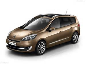 Renault Cenic Renault Scenic And Grand Scenic 2012 Car Wallpaper