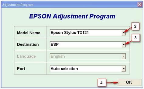 resetter epson stylus tx121 cara reset printer epson stylus tx121