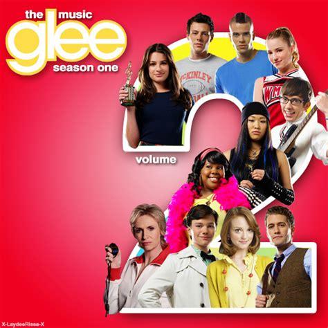 Cd Glee Cast The Season One Volume 2 glee the volume 2 by x laydeerissa x on deviantart