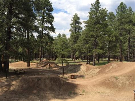 Fort Tuthill Cabins by Fort Tuthill County Cground Flagstaff America