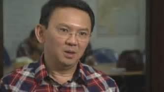 ahok governor jakarta s governor election is a test for moderate islam