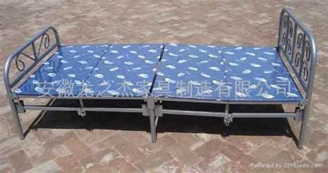 metal folding single bed sb f001 longe china