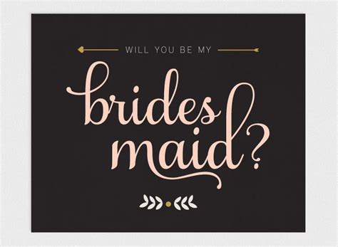 Bridesmaid Card Template Free by Will You Be My Bridesmaid Cards Gold Envelopes 18 00