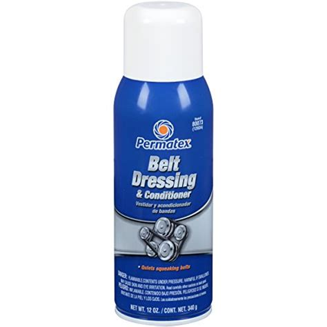 fan belt dressing